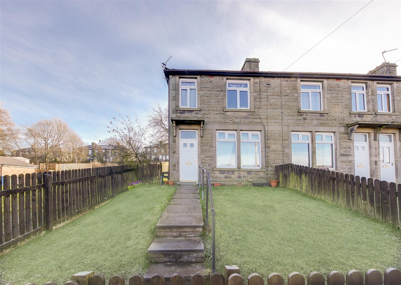 2 Bedrooms End Of Terrace House for sale in Fallbarn Crescent, Rawtenstall, Rossendale